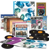 Cd Jefferson Airplane Vinyl Replica Collection [importado]